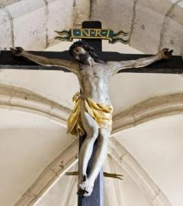 Church crucifix