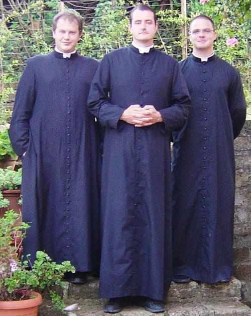 Massimo, Simon e Carl