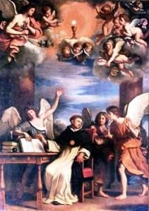 Tommaso d'Aquino, Guercino