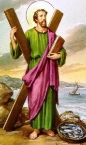 1 - St. Andrew the Apostle