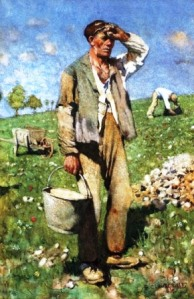 Farm labourer