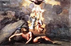 Jacob's dream - Raffaello Sanzio
