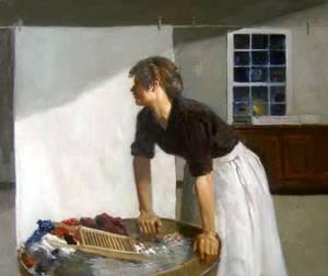 Driscoll - The Washerwoman