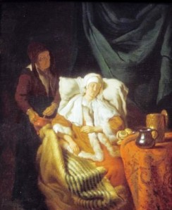Metsu - Sick Woman Asleep