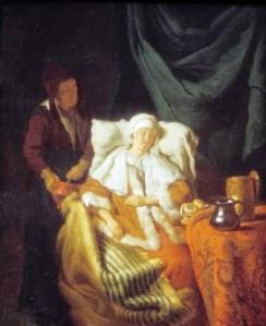 Metsu - Sick Woman Asleep