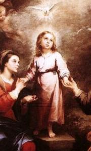Murillo - child Jesus